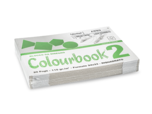 BLOCCO C.BOOK/2 24x33 SQD. 110G FG.20*