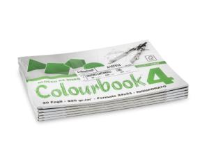 BLOCCO C.BOOK/4 24x33 SQD. 220G FG.20*
