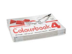 BLOCCO C.BOOK/2 24x33 RUVIDO 220G FG.20*