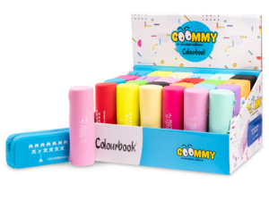 BUSTINA GOOMMY SILICONE