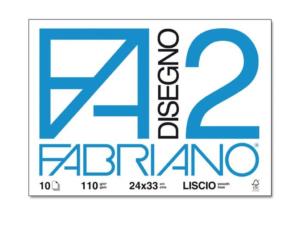 ALBUM F2 24x33 LISCIO FG.10*