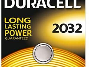 DURACELL BATTERIE 2032