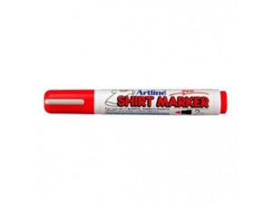 SHIRT MARKER RED 2MM