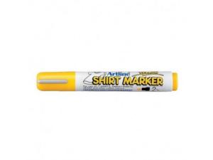 SHIRT MARKER YELLOW 2MM