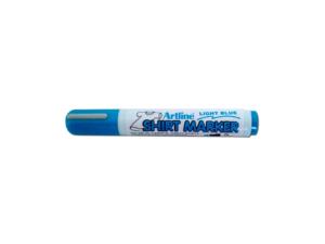 SHIRT MARKER LIGHT BLUE 2MM