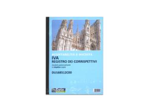 REGISTRO CORRISPETTIVI 2C. FG.12