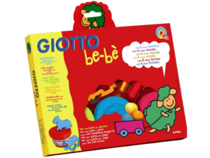 GIOTTO BEBE MY FIRST CREATION PLAY SET