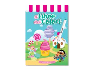 LIBRO DEI COLORI CANDIE