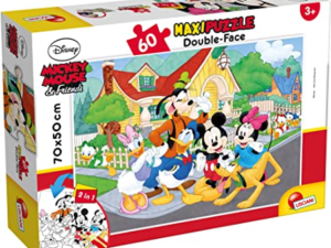 PUZZLE DF S.MAXI MICKEY MOUSE PZ.60