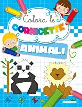 COLORA LE CORNICETTE ANIMALI
