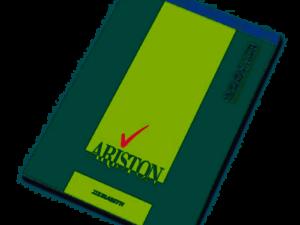 NOTES 21x29,7 ARISTON BIANCO