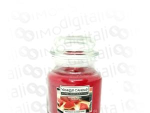WATERMELON SLICE SMALL JAR YANKEE CANDLE