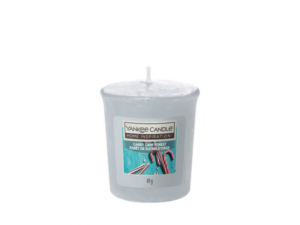 CANDY CANE FOREST VOTIVE YANKEE CANDLE