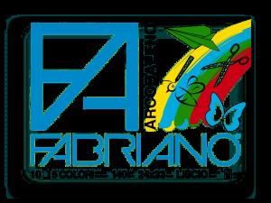 ALBUM FABRIANO 24x33 COLORATO ARCOBALENO 10FF